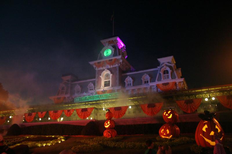 Main Street Train Station