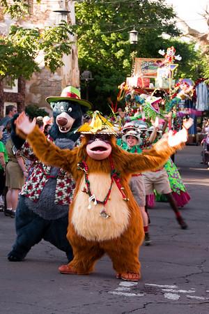 AK Jingle Jungle Parade