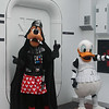 Darth Goofy and Stormtrooper Donald