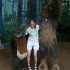Me, Wicket, and Chewie