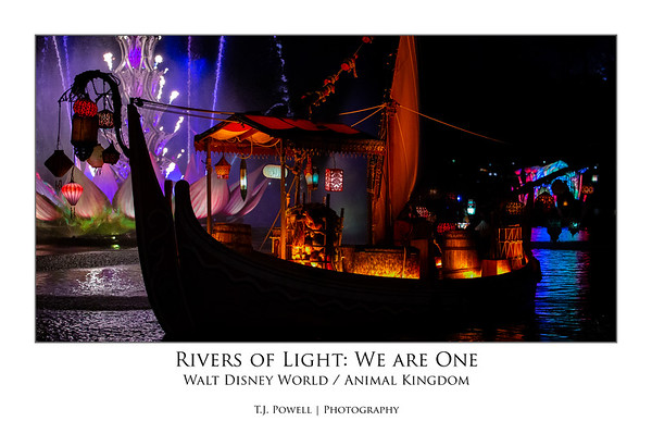 Rivers of Light: We are One