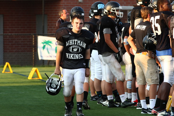 Wals Whitman High School Varisty Football