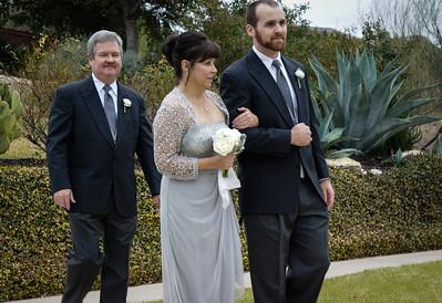 Walt and Brit Wedding