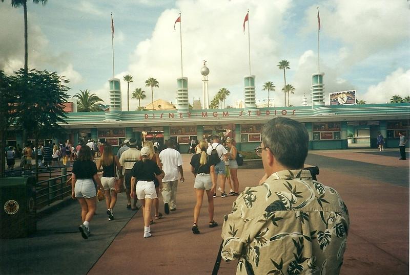 Walt Disney World - Disney-MGM Studios