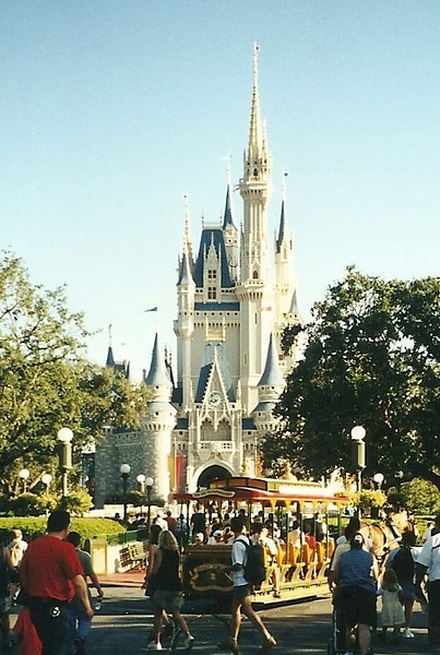 Walt Disney World - Magic Kingdom