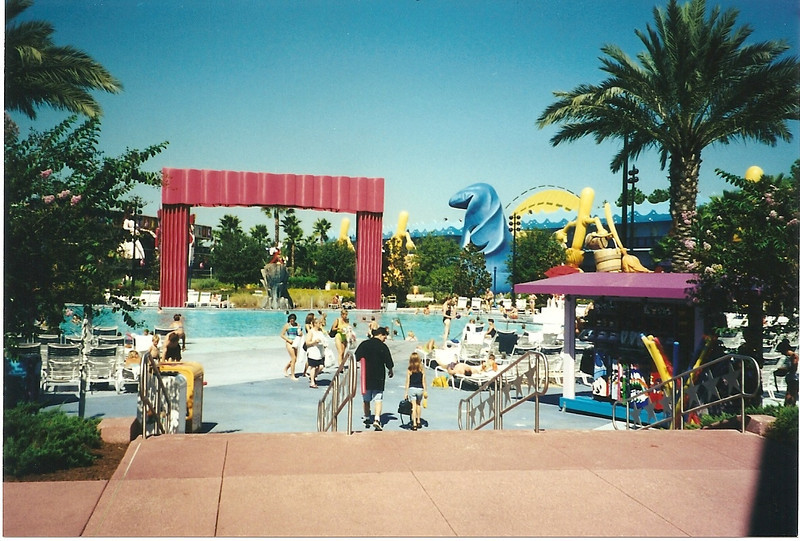 Walt Disney World - All-Star Movies Resort