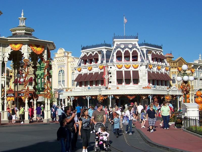 Magic Kingdom - Main Street USA