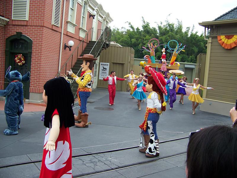 Magic Kingdom - Celebrate a Dream Come True Parade