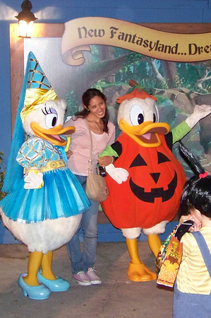 2. Mickey's Not-So-Scary Halloween Party