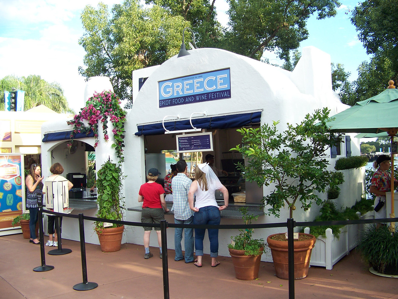 Epcot - International Food & Wine Festival