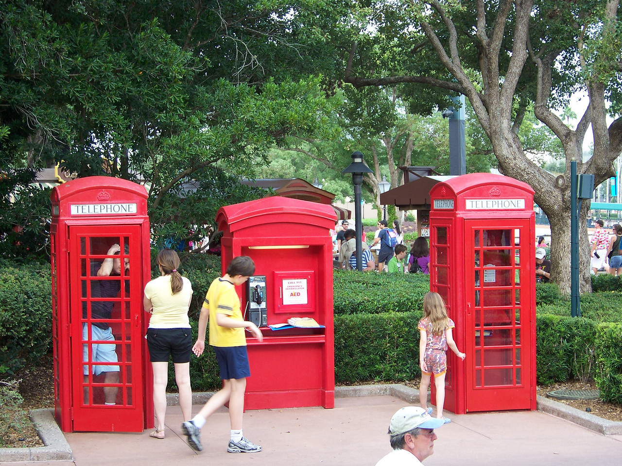 Epcot - United Kingdom