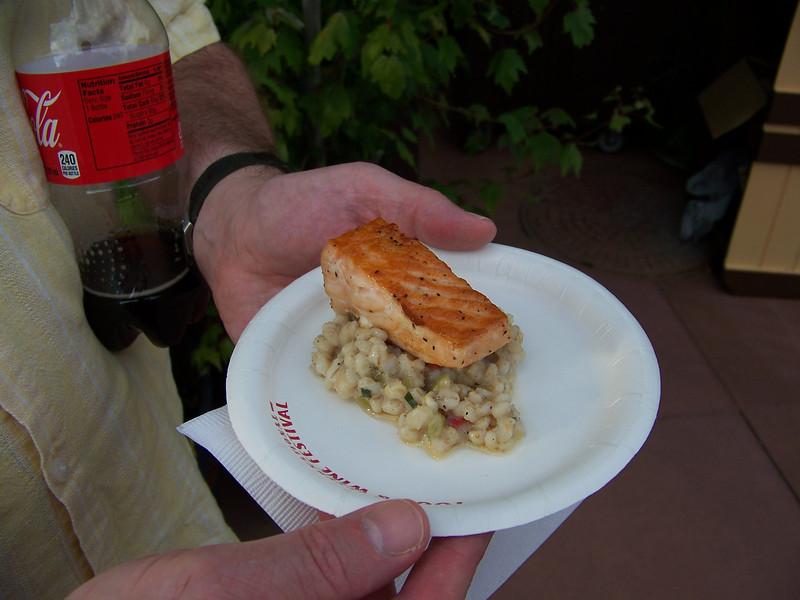 Epcot - International Food & Wine Festival