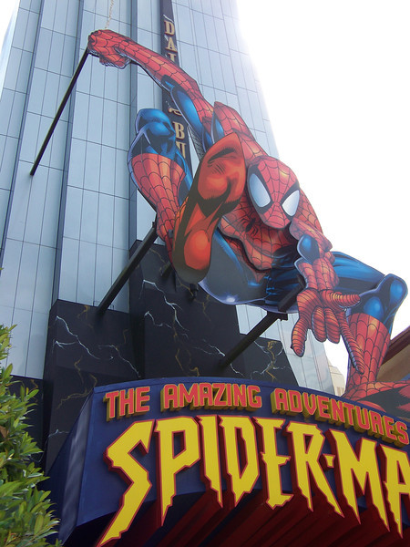 Universal Islands of Adventure - Marvel Super Hero Island