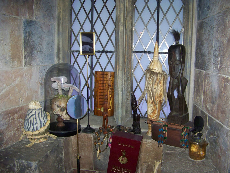 Universal Islands of Adventure - Wizarding World of Harry Potter - Harry Potter and the Forbidden Journey