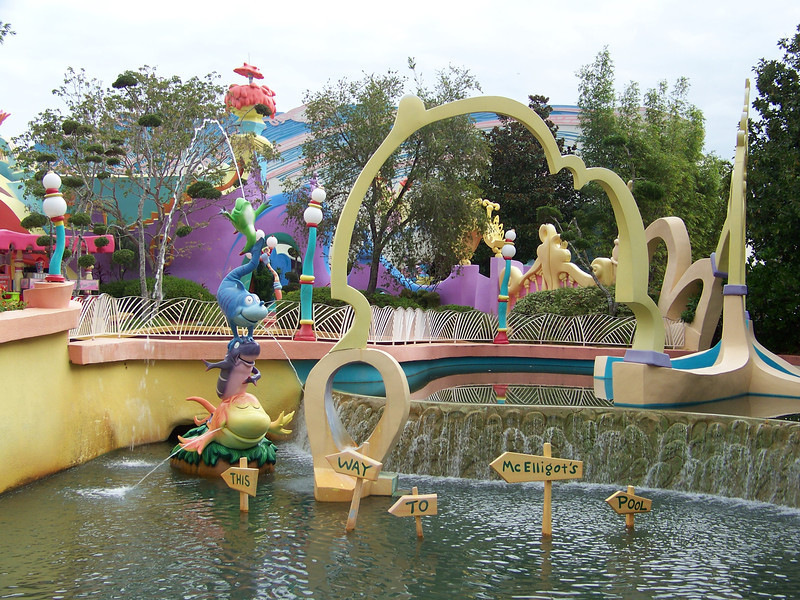 Universal Islands of Adventure - Seuss Landing