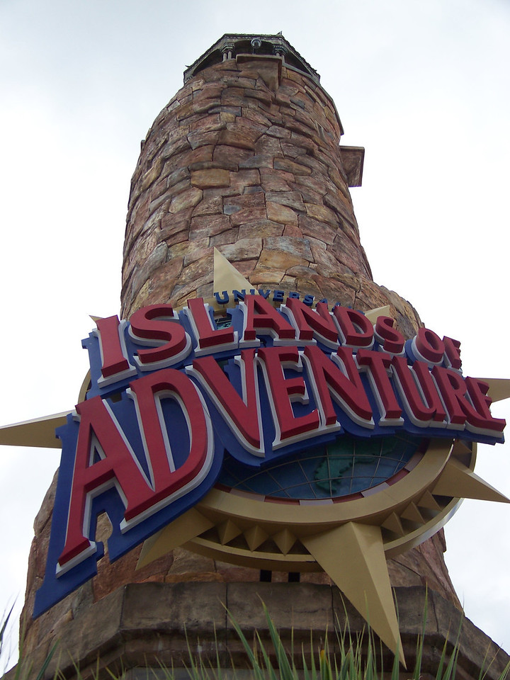 Welcome to Islands of Adventure!<br /> [Universal Orlando]