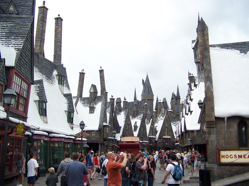 Universal Islands of Adventure - Wizarding World of Harry Potter