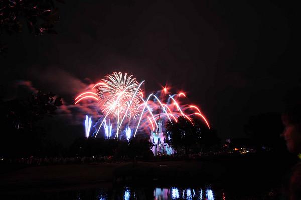 Disney's Celebrate America - A 4th July Concert In The Sky