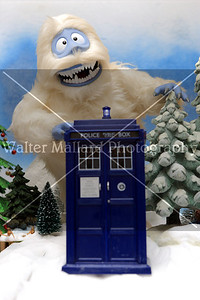 . Abominable in focus. Prints and purchased Downloads will not have watermark. Diorama and Photo By Walter Mallard