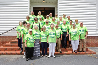 Sunday 06-17-18 Pitts Chapel United Methodist Church  Macon, Georgia  Photographer: Walter B. Mallard Jr,