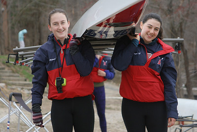 Walter Mess Regatta April 7, 2018