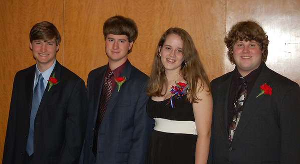 Band Banquet 2007