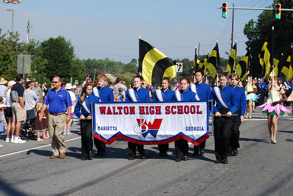 2008 Parades