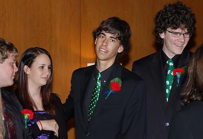 Band Banquet 2009