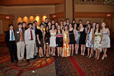 Walton High School Band 2010, Band Banquet