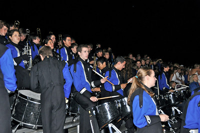 Band, Walton High School vs Campbell