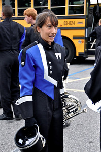 Band, Walton High School vs Campbell, Dayle Alexander