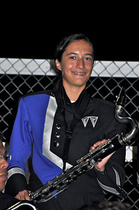 Band, Walton High School vs Campbell , Claire Alexander
