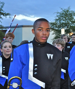 Walton Band, Milton Game