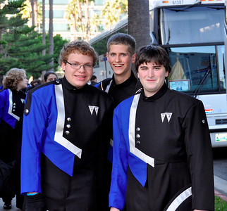 Day 3 Tournament of Roses Trip, Walton Band 2009-2010, Bandfest