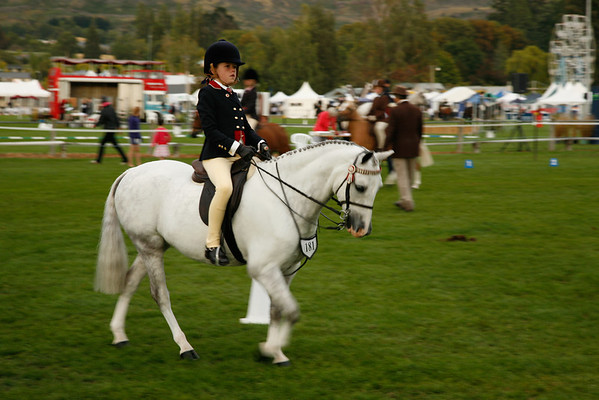 Sat-Open Best pony & Rider