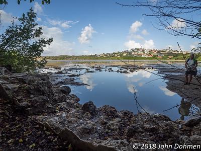 20180223 Parke Sorsaka en Jan Thiel lagune
