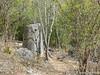 De poort van Fort Vaersenbaai