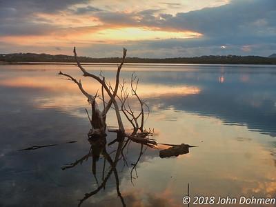 20180305 Jan Thiel rondom de lagune