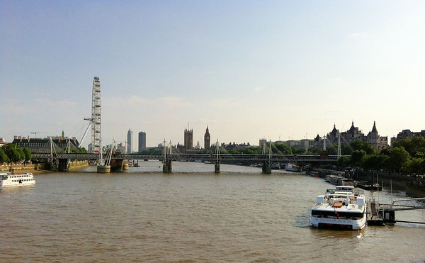 Wander Round London - July 2013