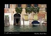 Venetian Front Door notecard