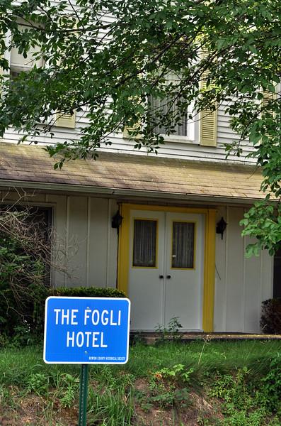 The Fogli Hotel on the Kankakee River