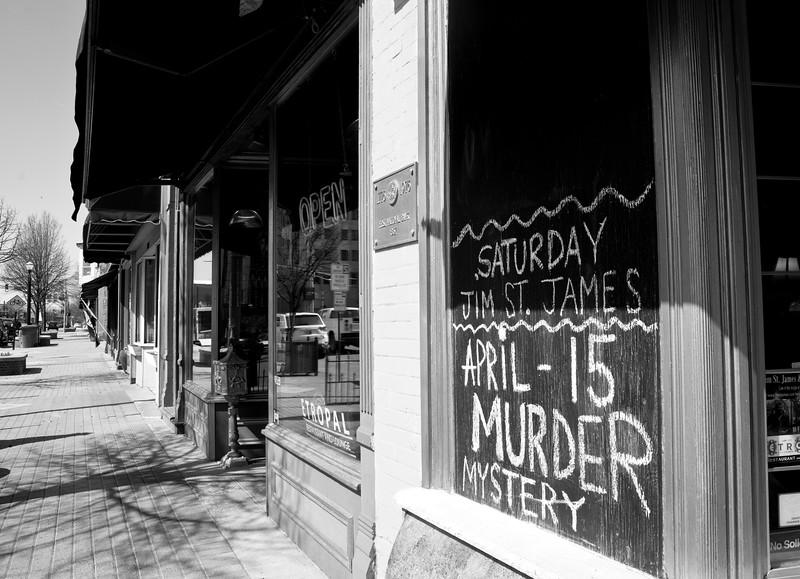 Downtown Murder Mystery