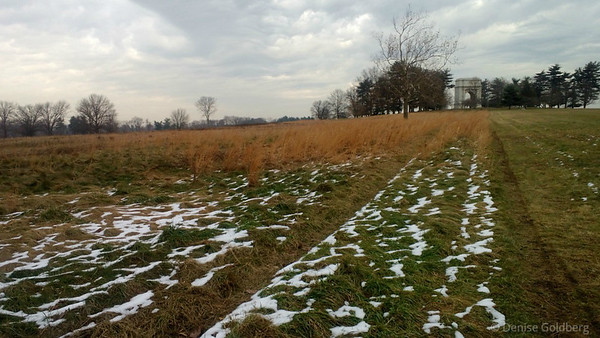 at Valley Forge National Historical Park