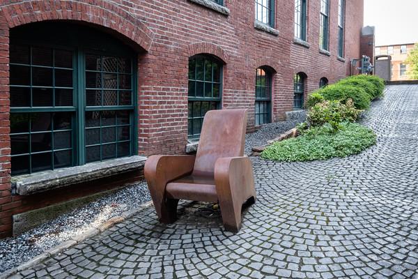 a chair or a sculpture?