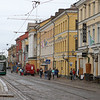 They still have street cars & cobble stones.