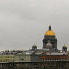A view of St. Isaac's Cathedral