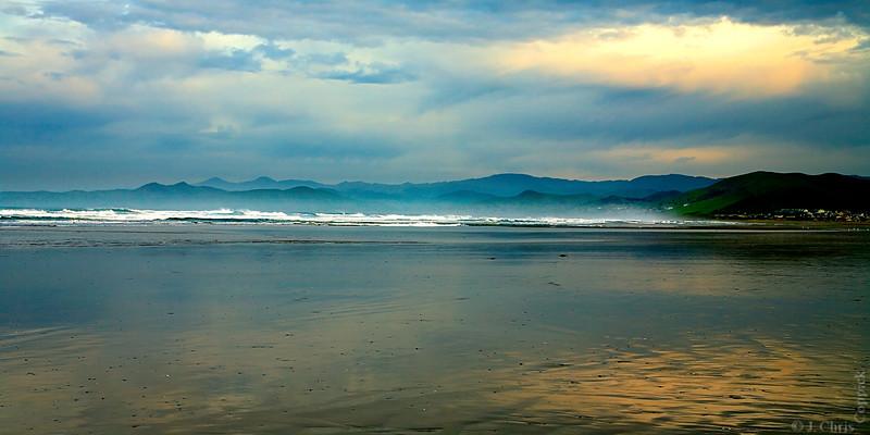 Morro Strand State Beach, Morro Bay, California