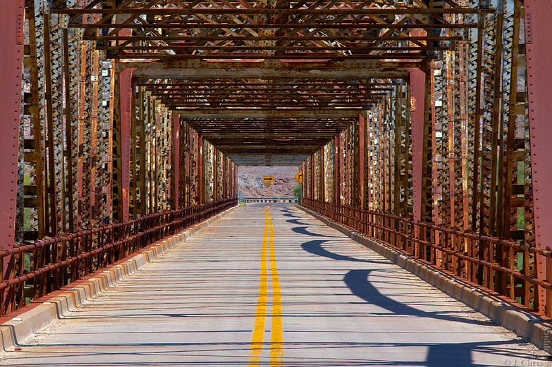 Gillespie Bridge, Old U.S. Hwy 80, Arizona