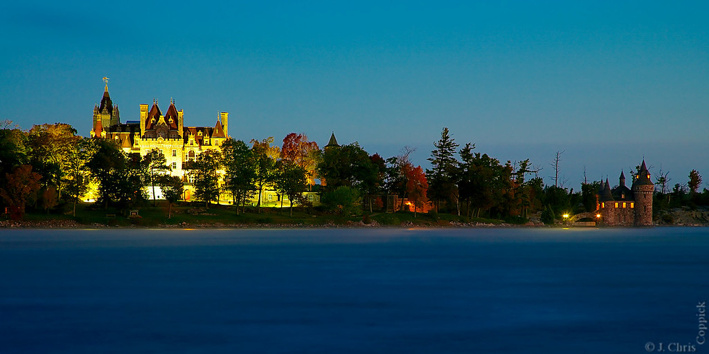 Boldt Castle, Alexandria Bay, New York