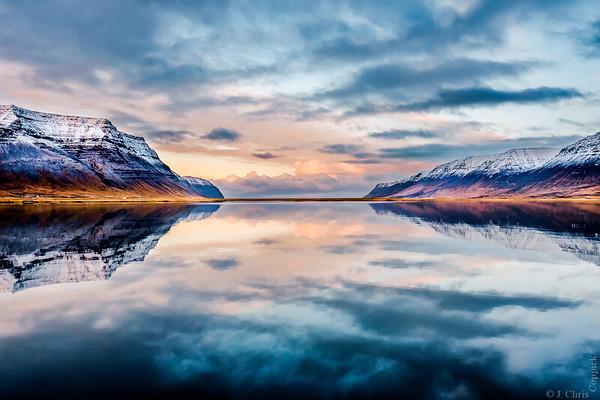 Önundarfjörður, Westfjords, Iceland